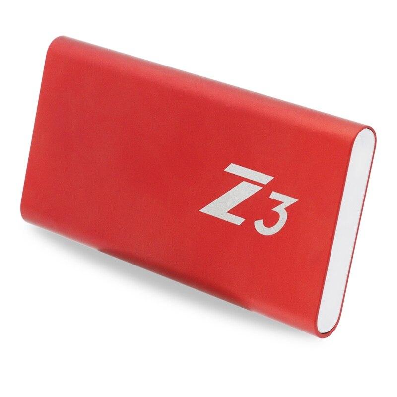 KingSpec SSD Externe 64 gb 128 gb 256 gb 1 tb disque dur externe Portable SSD Avec Type C USB3.1 hd externo Pour PC Portable tablet