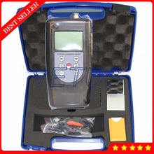 Best price F & NF Type Digital elcometer coating thickness gauge with CM-1210B Car Paint thickness measurement tester 99 groups memory