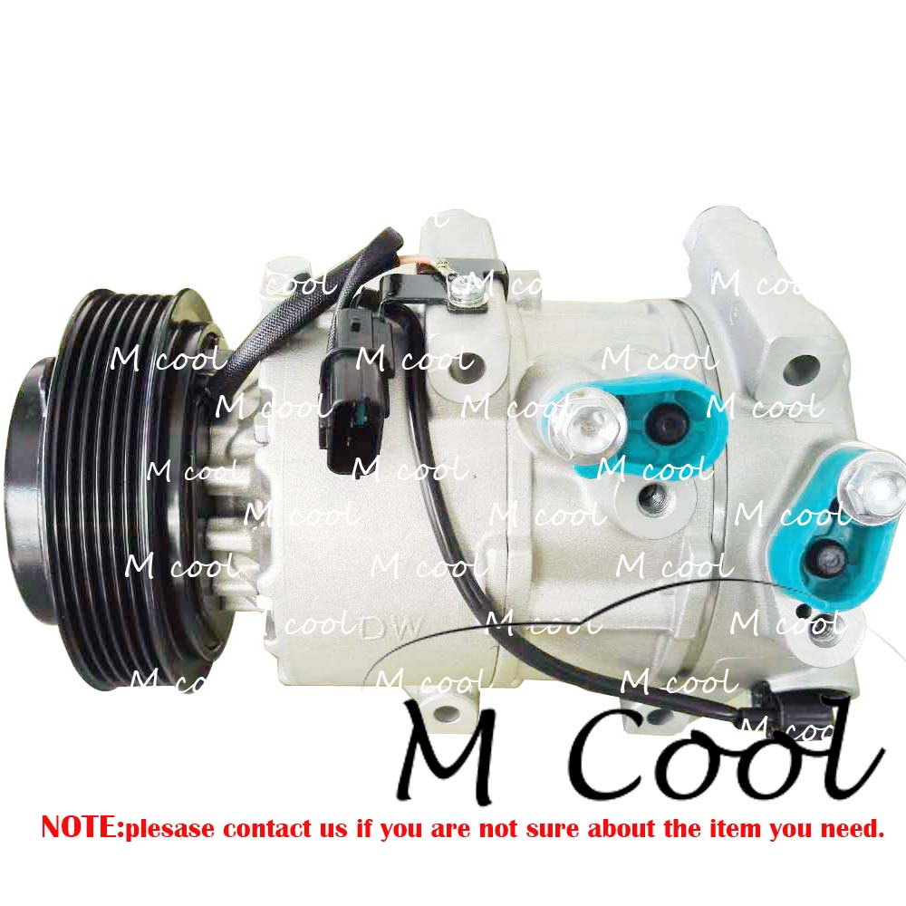 AC Compressor /& A//C Clutch For Ford F-100 F-100 Econoline /& Club Wagon DAC
