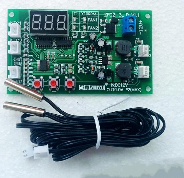 Fan Dual Fan Speed Controller Wiring - Wiring Diagram Services •