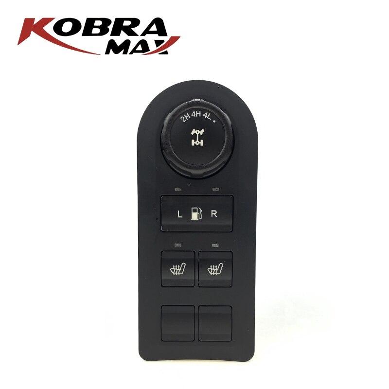 Accessoires professionnels interrupteur combiné-interrupteur de chauffage de siège 3163-00-3769200-00 interrupteur de siège de voiture pour LADA