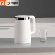 Original Xiaomi Mijia Thermostatic electric kettle 1.5L 12 Hours thermostat Water Kettle Smart Control By Mobile Phone APP(China)