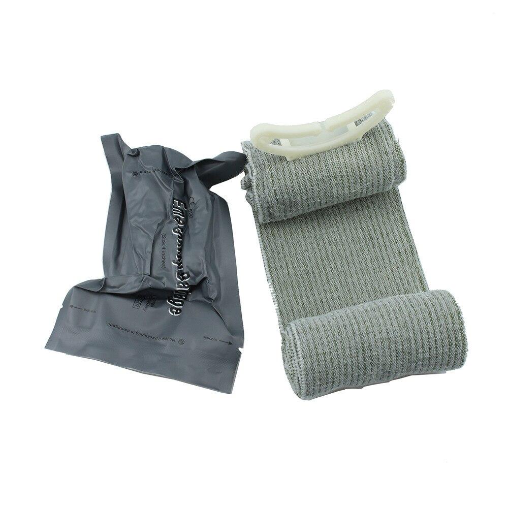 10*200CM First Aid Hemostatic Bandage Army Training Safety Bandage Outdoor Self-adhesive Cshesive Bandages High Elasticity