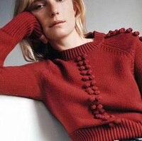 100% кашемир Рождественские свитера женские трудоемкий пуловер feminino тянуть Femme Hiver Трикотажные Элегантный Sueter mujer