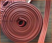 45 15x550 milímetros W 220 V aquecedor tubo flexível de ar Aquecedor elétrico da banda de Silicone  elemento de aquecimento de borracha à prova d' água gasoduto aquecedor banda|heater band|heater heater|heater 220v -