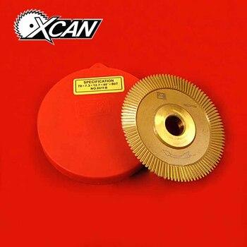 P253 Spedizione gratuita In Acciaio Ad Alta Velocità 70*7.3*12.7 millimetri 80 T Lama per Wen Xing Chiave di Taglio chiave della macchina di Taglio a Lama Attrezzi del fabbro
