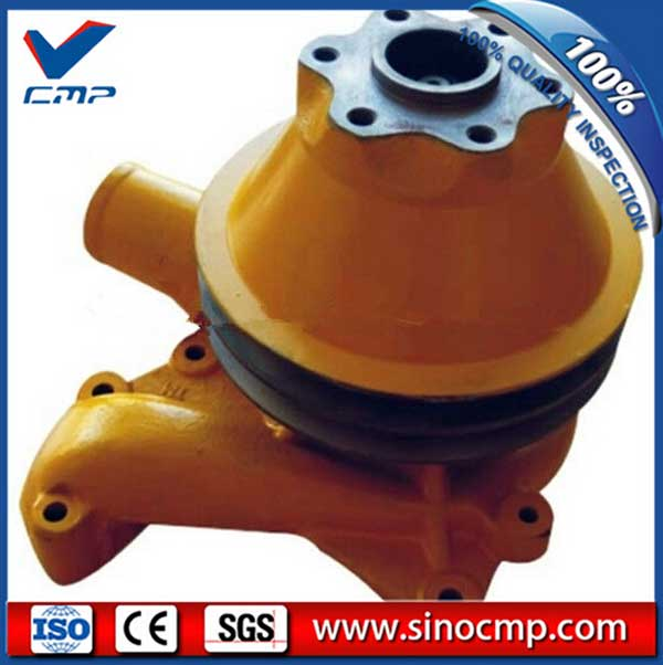 PC200-1 PC200-2  6D105  Water Pump 6136-61-1101 for Komatsu Engine Parts