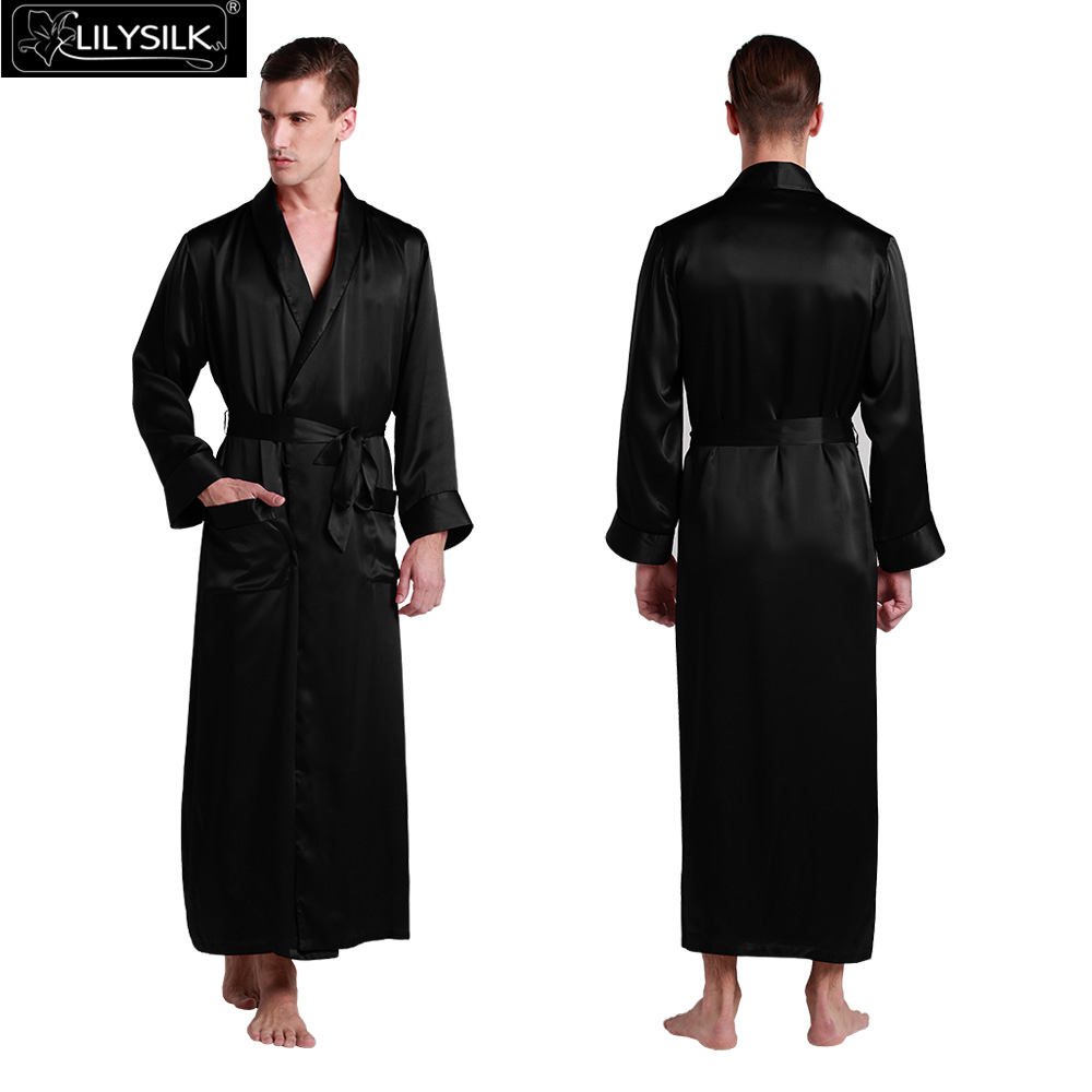 1000-black-22-momme-contra-full-length-silk-dressing-gown