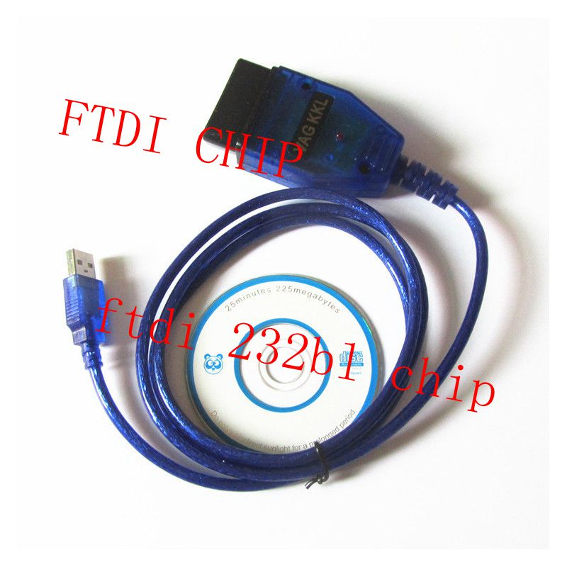FTDI 232 BL CHIP VAG 409 Hot VAG409 Diagnostic Tool FOR Volkswagen VW SEAT Instrument for SKODA