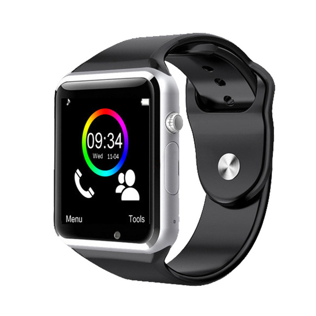 WristWatch Bluetooth Smart Watch Android SIM Card Pedometer With Camera font b Smartwatch b font For