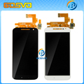 LCD Display Touch Screen Digitizer Assembly For Motorola For Moto G4 for Moto G4 plus Black White free shipping