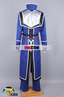 К возвращение королей Munakata Reisi карнавальный костюм Хэллоуин аниме платье Бесплатная доставка изготовление под заказ рубашка + пальто + Штан