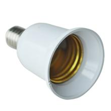 Brand New E14 to E27 Extend Base LED CFL Light Bulb Lamp Adapter Converter Screw Socket