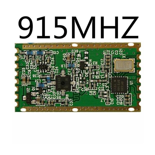 30dBm 1W High Power RF Wireless Transceiver Module AHS RFM23BP 433Mhz HopeRF