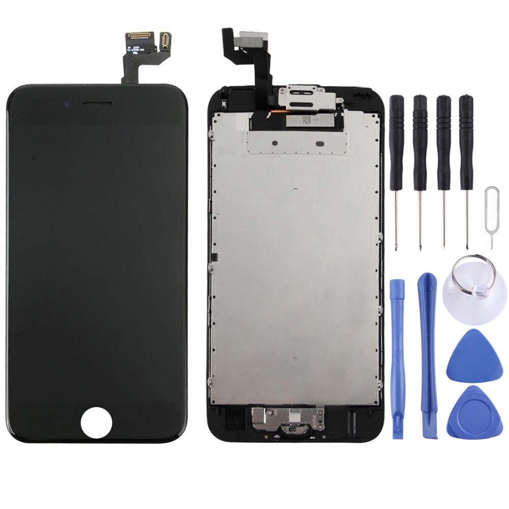 AAA+++ For iPhone 6S LCD Full Assembly Complete 100% With 3D Force Touch Panel For iPhone 6s Screen Replacement Display