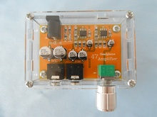 47คลาสสิกหูฟังเครื่องขยายเสียงAMP NE5532ชุดหูฟังเครื่องขยายเสียง