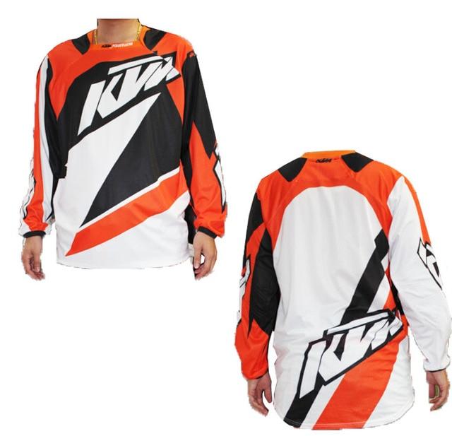 326917856 KTM Motocross jerseys T shirts OFF ROAD motorcycle Bicycle Cycling Jerseys  Sweatshirt MTB Downhill jersey free shipping
