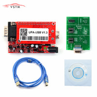 Best Quality UPA USB V1.3 Main Unit ECU Chip Tunning UPA USB with 1.3 eeprom adapter ECU programmer With Full Adapter