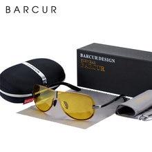 Очки ночного видения barcur водительские солнцезащитные очки