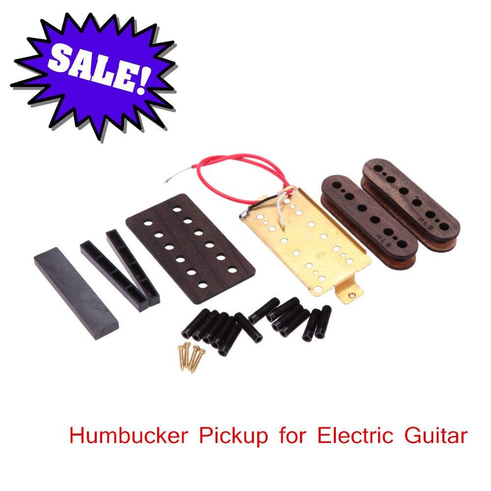 Guitar Pickups Humbucker Price : lowest price new arrival electric guitar pickup 52mm humbucker humbucking pickup diy kit guitar ~ Hamham.info Haus und Dekorationen