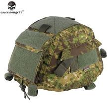 Emerson чехол для шлема MICH 2000 версия 2 Тактический военный страйкбол Пейнтбол Охота армейский шлем крышка шлем ткань EM9227B