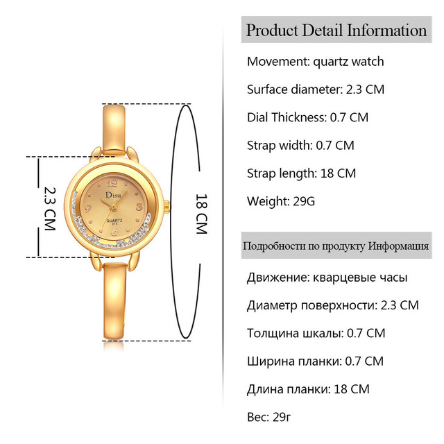 Crystal Beads Women Watch Elegant Stainless Steel Alloy Band Ladies Bracelet Watches Analog Quartz Wrist Watch Clock montre femm