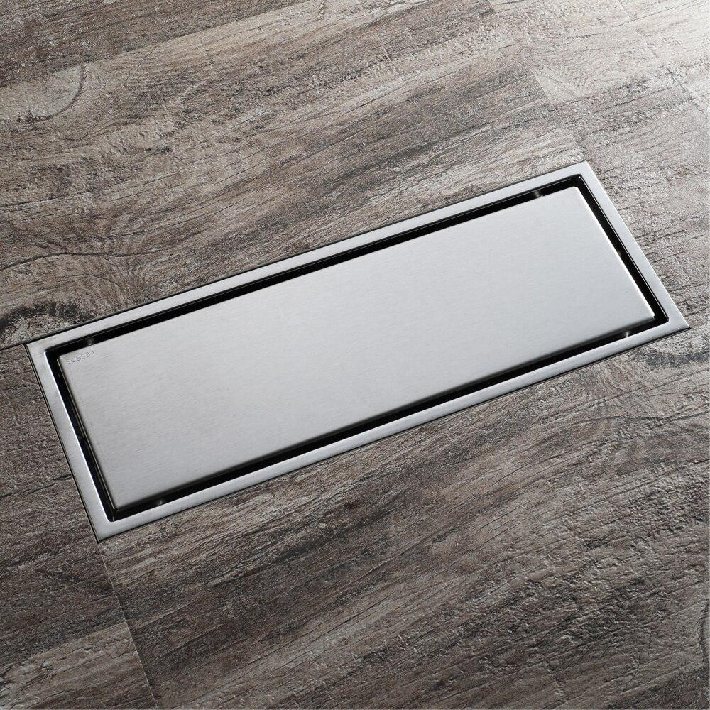 HIDEEP Stainless Steel Shower Floor Drains Rollover Type Kitchen Sink Strainer Floor Drains Shower For Family Bathroom sleek i divine del mar vol ii 12
