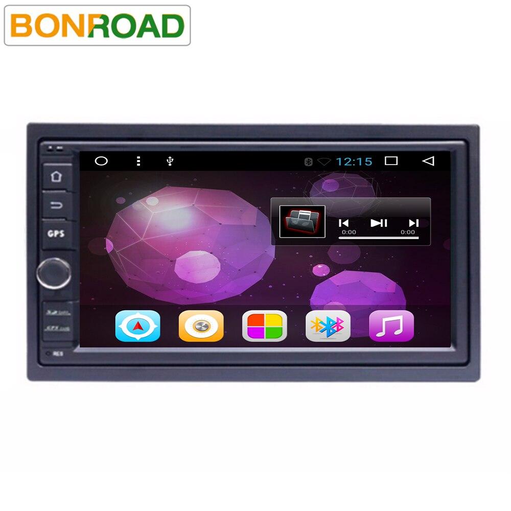 """imágenes para 7 """"Toque PC Tablet Universal 2Din Android 6.01 Del Coche DVD Del Coche para Nissan Navegación GPS BT de Radio Estéreo Reproductor de Audio 16G ROM (sin DVD)"""