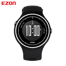 EZON multifunction smart casual sports waterproof electronic watches quality men running pedometer Bluetooth watch F1