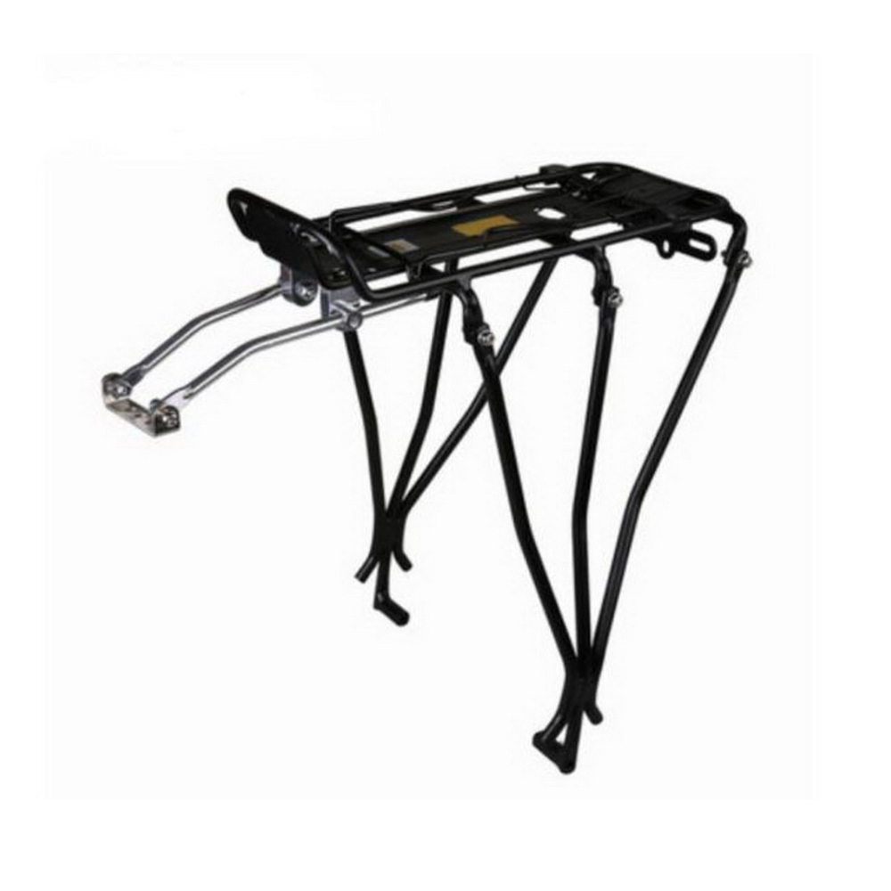 241013/bicycle accessories/can carry luggage rack/riding equipment/Mountain bike rear axle/quick release bicycle rear shelf