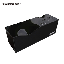SARDiNE B1 Stereo Surround Bluetooth Speakers For Computer Wireless Music column Loudspeaker altavoz subwoofer support FM Radio