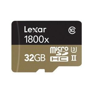 Image 2 - Lexar 1800X Memory card 32GB 64GB Professional Micro SD Card Class10 UHS II U3 SDHC SDXC 270MB/s TF Card