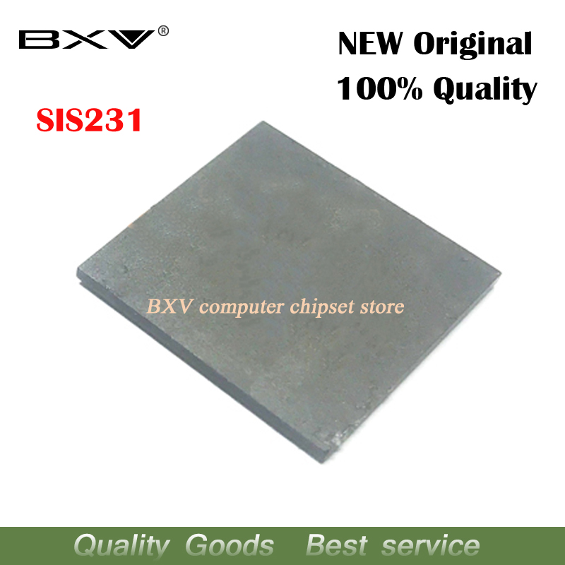 1pcs SIS231 231 BGA Chipset New Original