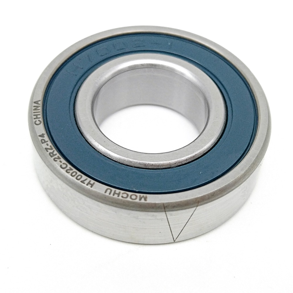 1pcs 7002 H7002C-2RZ-P4 15x32x9 H7002C MOCHU Sealed Angular Contact Bearings Speed Spindle Bearings CNC ABEC-7