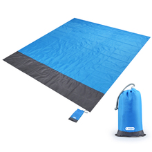 Waterproof Beach Blanket Outdoor Portable Picnic Mat Camping Ground Mattress blanket