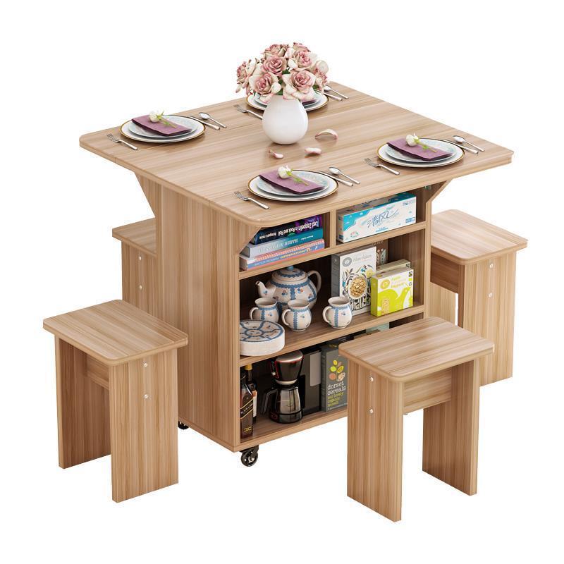 Salle A Manger Antique: Langer Salle A Manger Moderne Tisch Pliante Tavolo