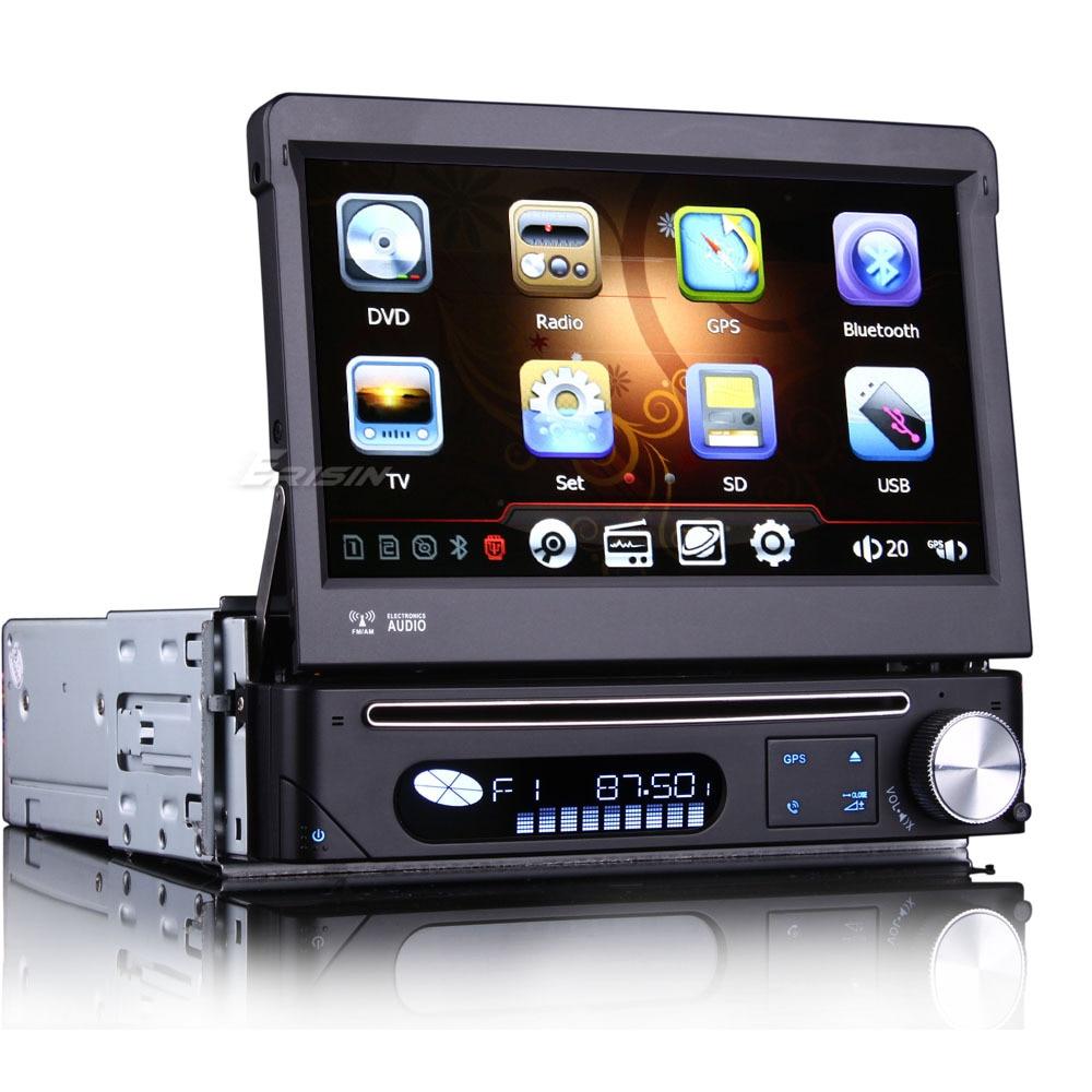 "7"" One Din Touch Screen Car DVD Car Radio Single Din Car"