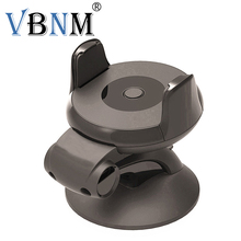 VBNM Universal 360 Degree Car Phone Holder Windshield  Dashboard Mini Automatic Lock Suction Cup Cradle Stand For Phone GPS