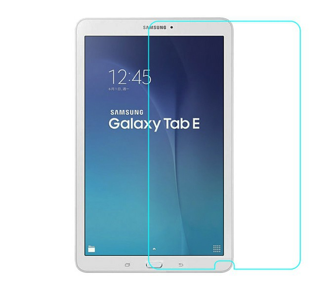 2.5D Premium tempered glass film For Samsung Galaxy Tab E 9.6