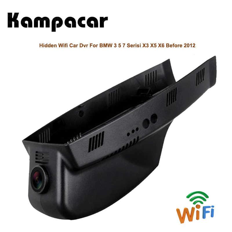 Jabriel 1080P Wifi Hidden Car DVR Dash cam Camera Video Recorder for