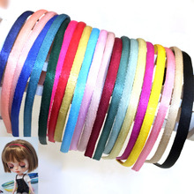 Subcluster 5 Pcs/Set Cute Headband for 1/6  Pulip Dolls Hair Accessories Head Band 29cm