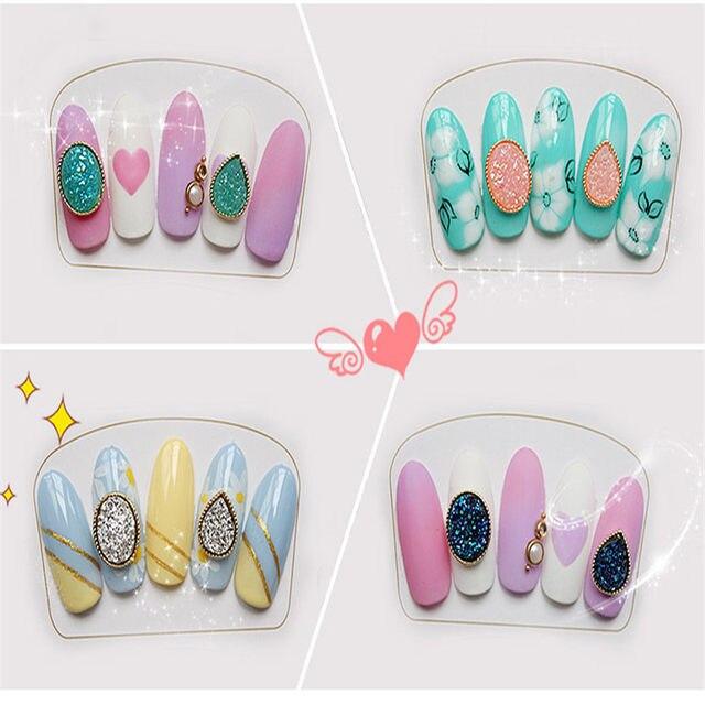 Online Shop 10pcs Japan Magazine Beautiful Nail Art Decorations ...