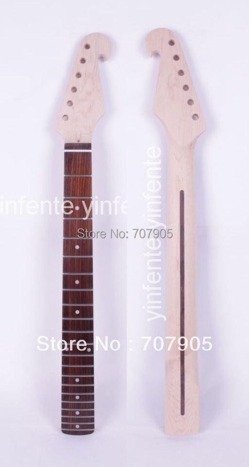 1x nouveau guitare électrique cou palissandre Fretboard 21 fret 25.5
