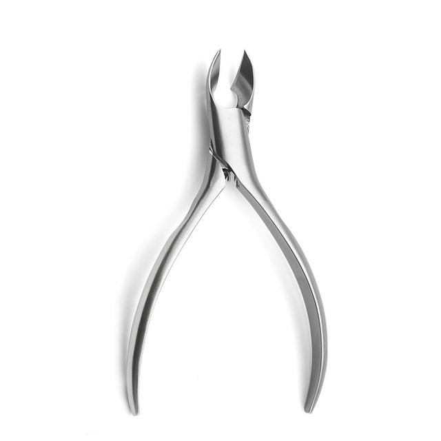 Nail Clippers Foot Cuticle Scissors Pliers Manicure Trimmer Cutters Paronychia Nippers Pedicure Manicure Care Tool SF22 2