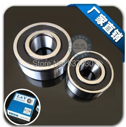 1pcs high speed  5315-2RS  5315RS double row angular contact ball bearings 5315 2RS  75*160*68.3 mm1pcs high speed  5315-2RS  5315RS double row angular contact ball bearings 5315 2RS  75*160*68.3 mm