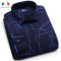 Men Winter Warm Oxford Shirt 100 Cotton Velvet Thickening Dress Shirts Men Solid Color Business Casual