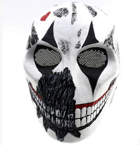 3 styles halloween mask halloween clown scary clown mask joker clown mask