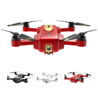 MARK Professional 4K Drone FPV With 1080P HD Camera VIO Positioning Foldable Quadcopter Drone