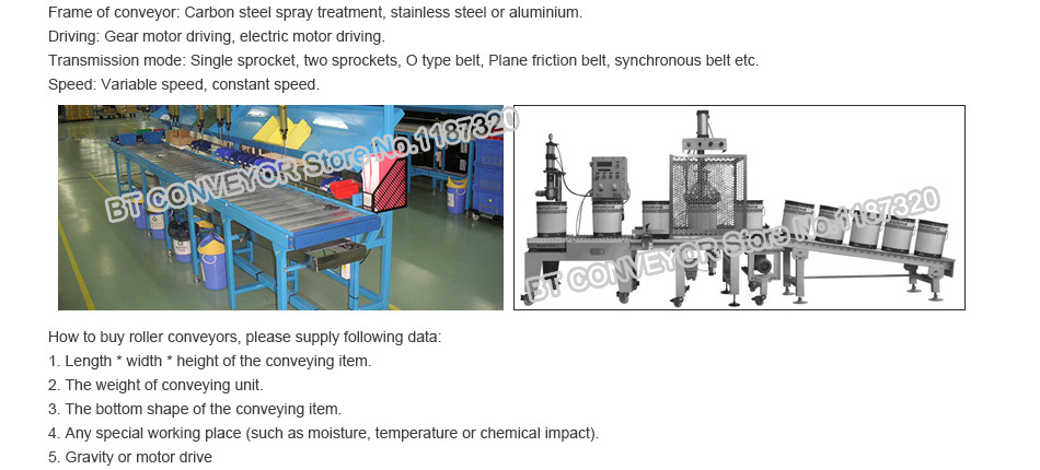 US $73 0 |Gravity conveyor roller conveyor idler Galvanized conveyor pulley  belt conveyor roller rubber lagged drive roller-in Transmission Belts from
