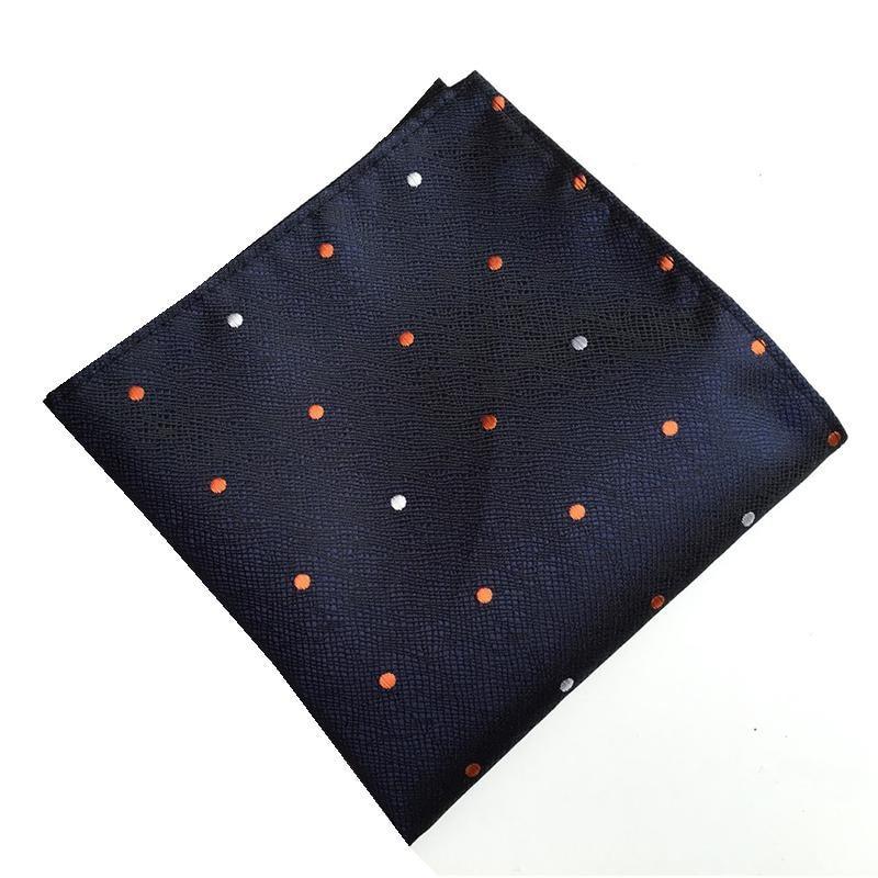 Mantieqingway 25 * 25cm Mäns affärsdrag Pocket Square näsdukar - Kläder tillbehör - Foto 2